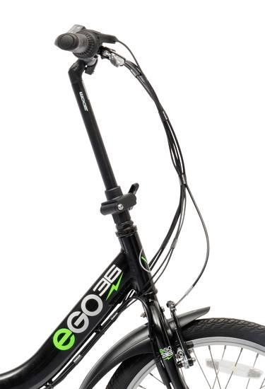 Buy A Viking Hopper Ego Folding Electric Bike From E Bikes