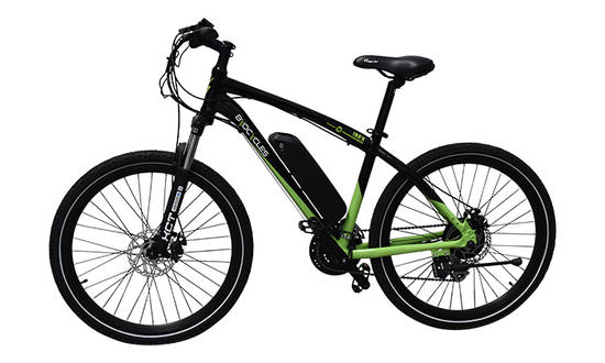 Buy a byocycle ibex electric mountain bike from e bikes direct for Alpine motors of raleigh