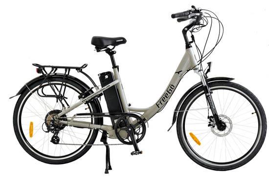 buy a freego hawk step through electric bike from e