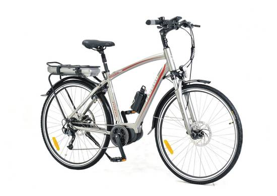 Buy A Freego Martin City Crossbar Electric Bike From E Bikes Direct