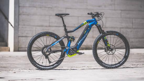 buy a haibike xduro allmtn 9 0 2018 electric mountain bike. Black Bedroom Furniture Sets. Home Design Ideas
