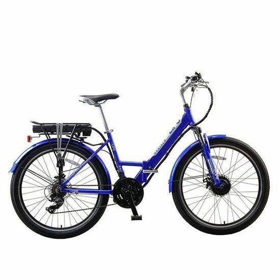 Buy A Refurbished E Life Cruiser Low Step Electric Bike