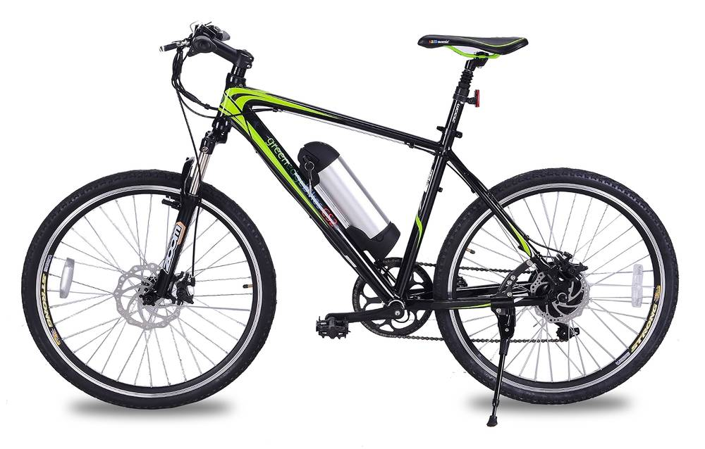5595c11389e Buy a Greenedge CS2 Electric Mountain Bike from E-Bikes Direct